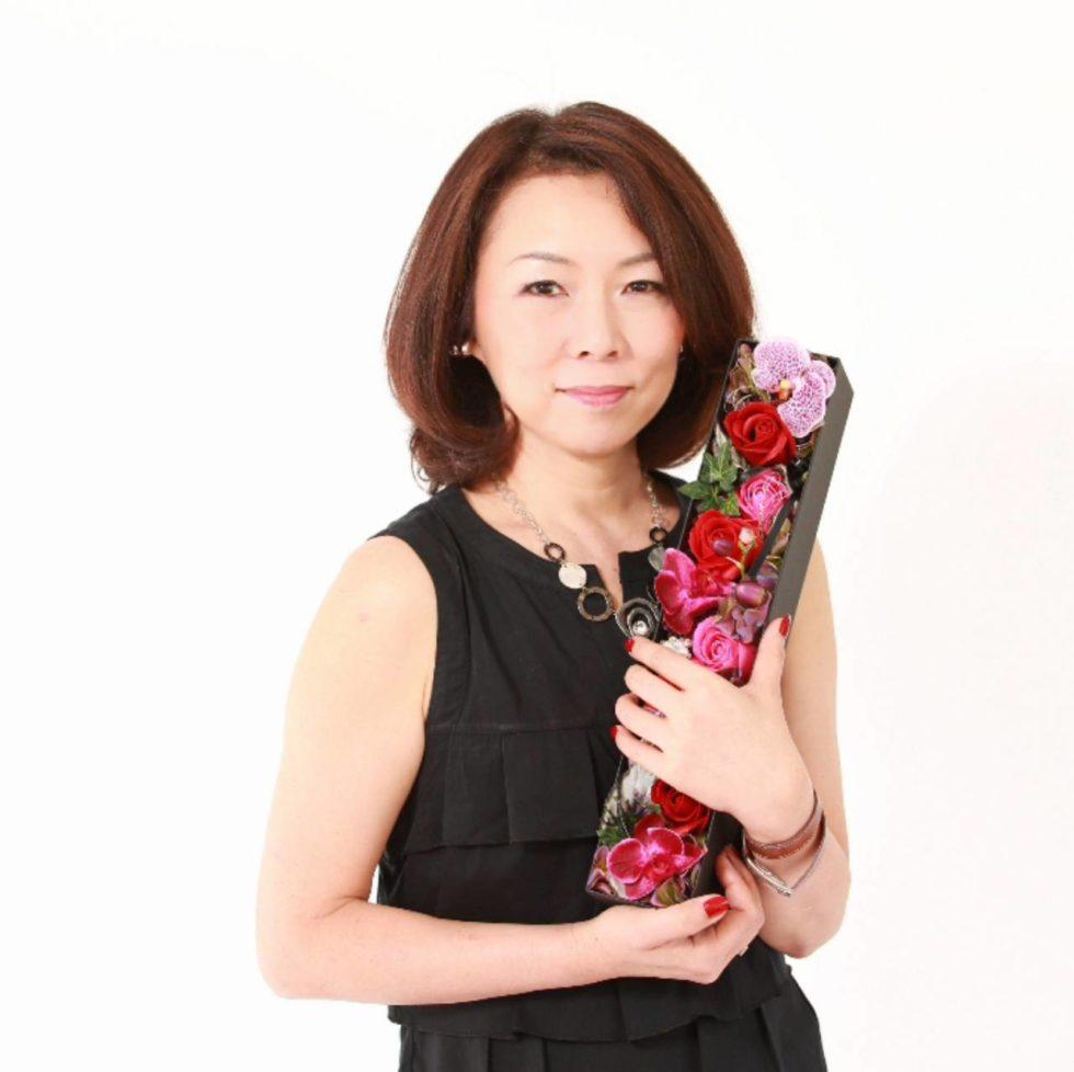 島英子オフィシャルサイト